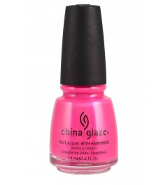 CHINA GLAZE - Vernis à Ongles Collection Ink - PINK VOLTAGE